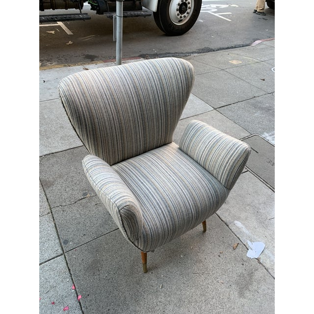 Wood Pair of Butterfly Chairs For Sale - Image 7 of 8
