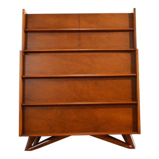 Mid Century Dresser / Chest / Highboy / Tallboy by Robinson Furniture