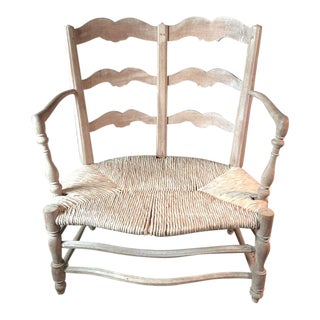 Antique French Country Bench For Sale