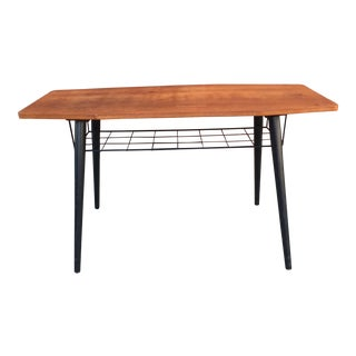 Vintage & Used Teak Coffee Tables | Chairish
