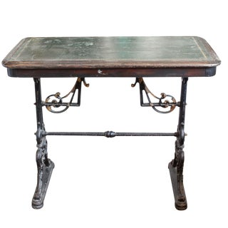 Vintage Writing Table