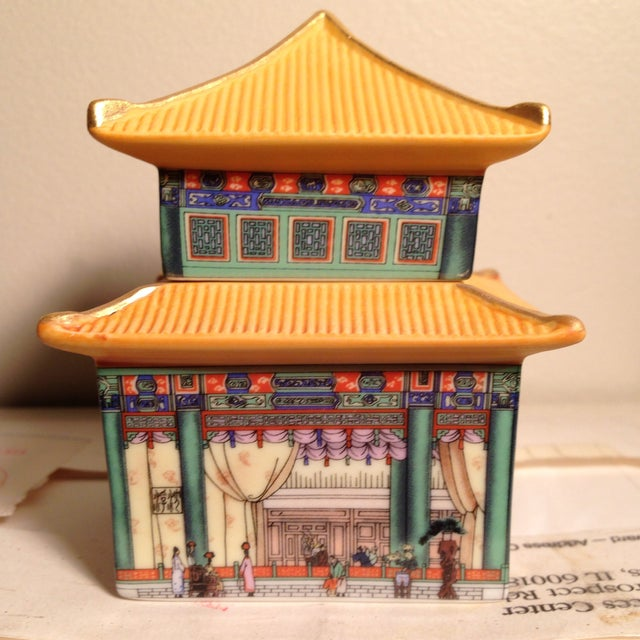 Forbidden City Music Box Collection For Sale - Image 4 of 9