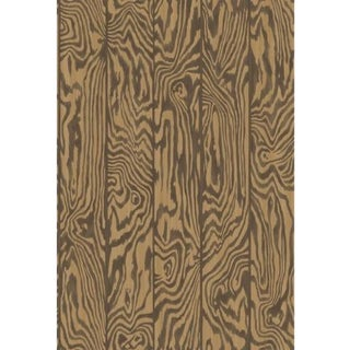 Cole & Son Zebrawood Wallpaper Roll - Tiger For Sale