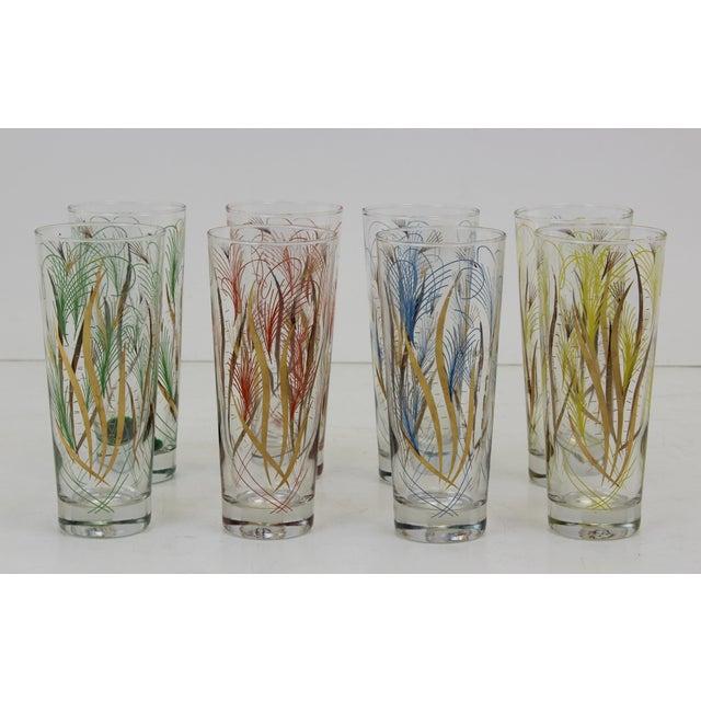 Vintage George Briard Glasses - Set of 8 - Image 3 of 9