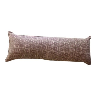 Elizabeth Eakins Lumbar Pillow For Sale