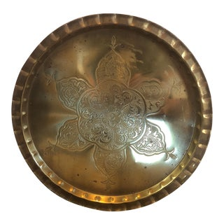 Brass Tray For Sale