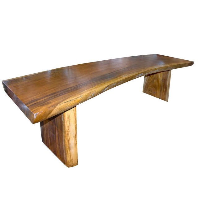 Saur Wood Dining Table For Sale