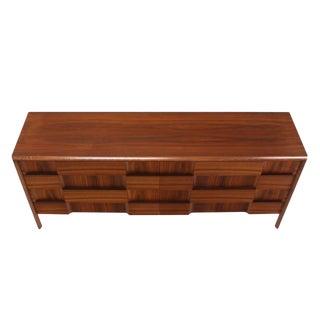 Long Modern Dresser by Edmund Spence For Sale