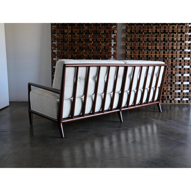 T.H. Robsjohn-Gibbings Sofa for Widdicomb, Circa 1955 For Sale - Image 12 of 12