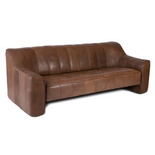 De Sede Buffalo Leather Sofa Preview
