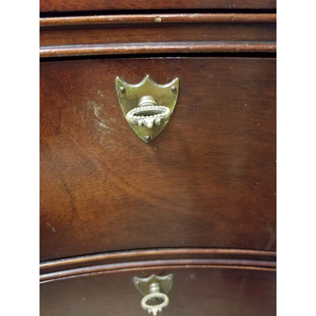 """Kent Coffey """"The Darlington"""" Dresser and Mirror For Sale In Washington DC - Image 6 of 11"""