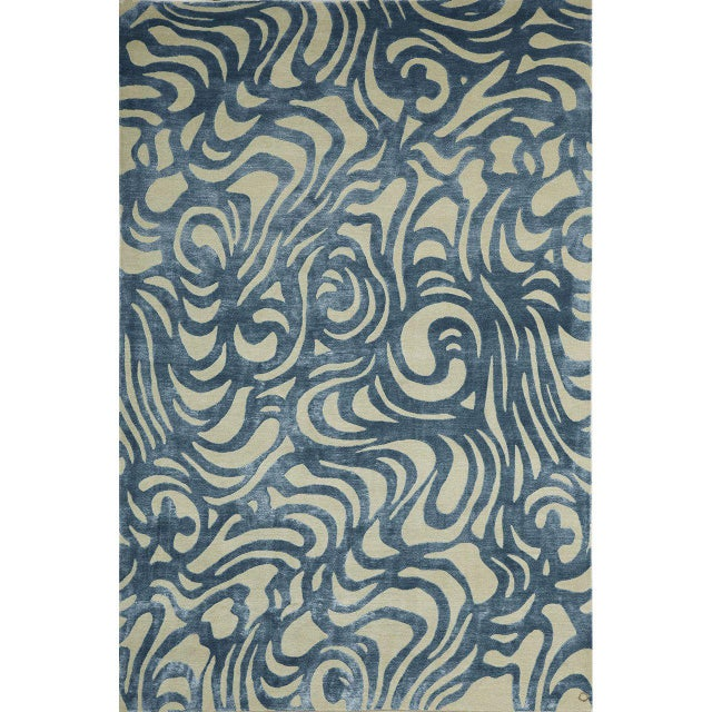 """Flow"" Rug by Emma Gardner - Image 2 of 5"