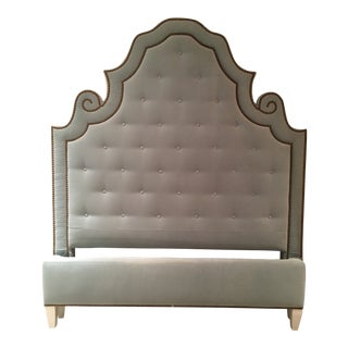 Mr & Mrs Howard for Sherrill Queen Bed For Sale