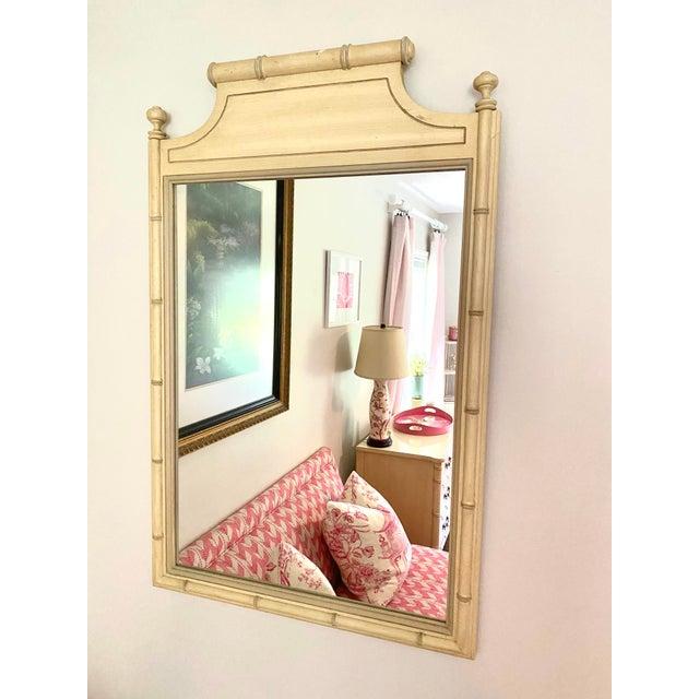 """Henry Link """"Bali Hai"""" Dresser & Mirror Set For Sale - Image 10 of 13"""