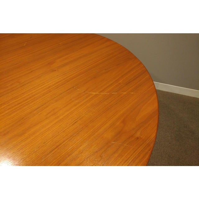 Knoll Saarinen 54w dining table - Image 4 of 7