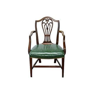 Hepplewhite-Style Armchair