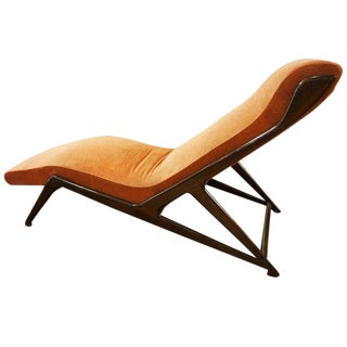 Mid-Century Italian Modern Day Bed For Sale