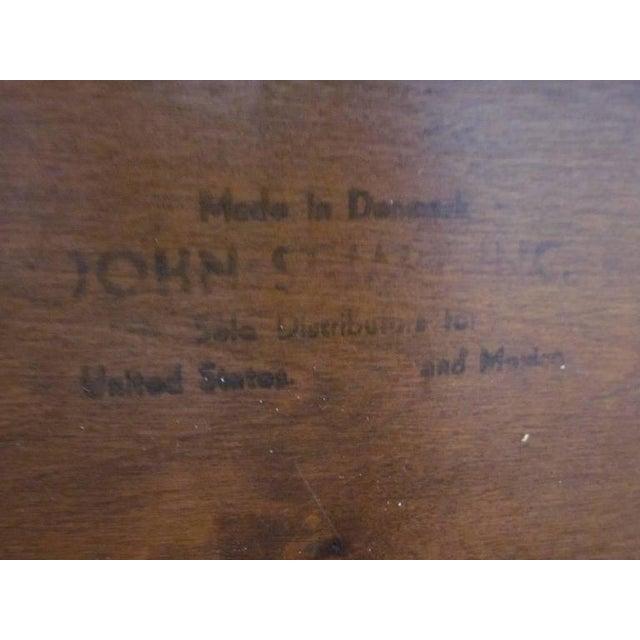 Teak Peter Hvidt for John Stuart Teak Wood Chest For Sale - Image 7 of 8