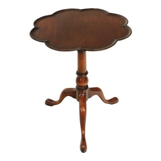 Occasional Mahogany Table For Sale
