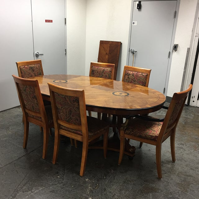 Capuan Collection Dining Set - Image 3 of 11