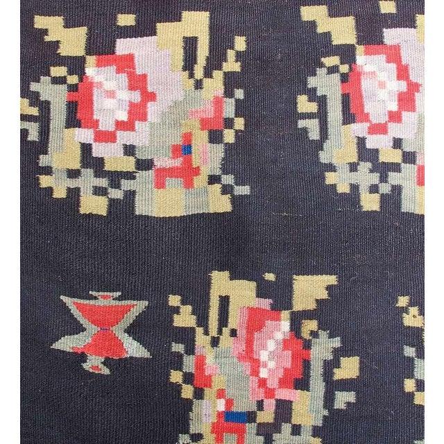 Bessarabian Kilim For Sale - Image 4 of 6