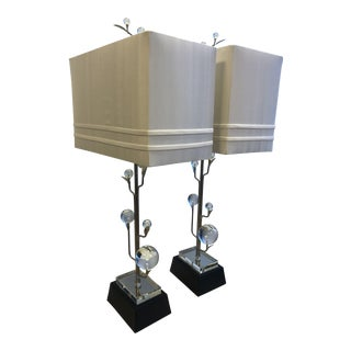 Global Views Table Lamps - a Pair