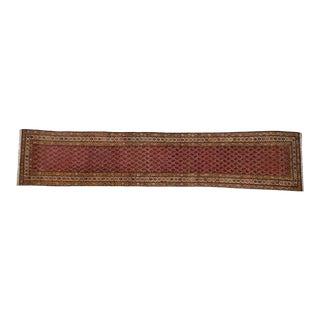1900s Antique Leon Banilivi Persian Mishan Malayer Rug For Sale