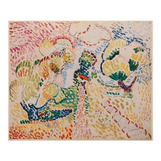 1947 Henri Matisse Les Oliviers Lithograph For Sale