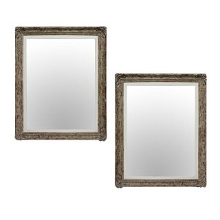 A Large Pair of Mirrors For Sale