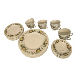 Royal Doulton Fine China Dinnerware- Service for 8