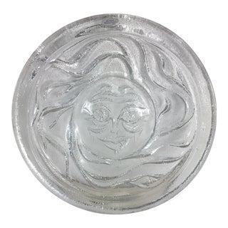 1990s Blenko Glass Bowl For Sale