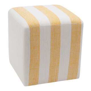 Azur Cube in Yellow Dot For Sale