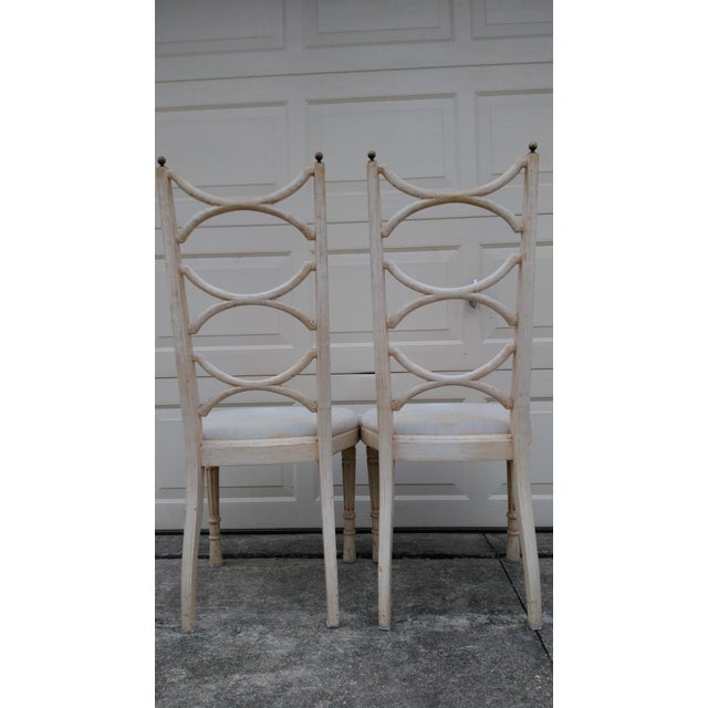 Tomlinson Pavane Mid-Century Dining Chairs - Set of 6 - Image 5 of 8