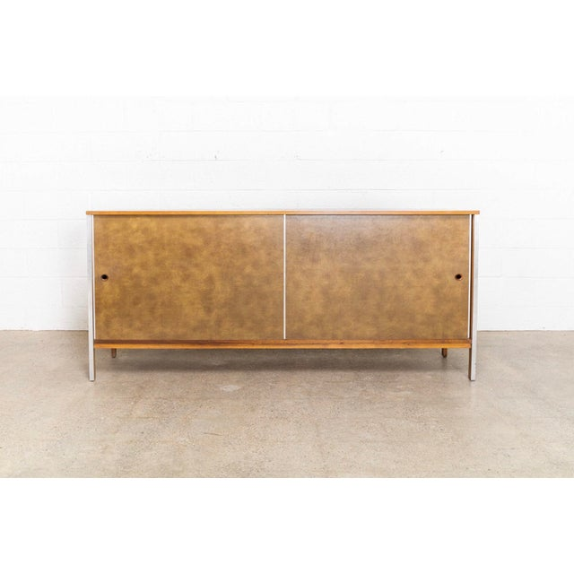 Mid Century Paul McCobb Linear Group for Calvin Credenza For Sale - Image 11 of 11