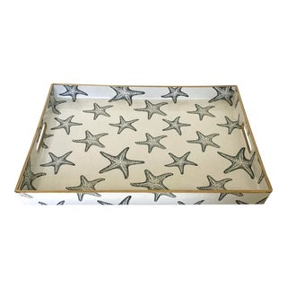 White Star Fish Tray For Sale