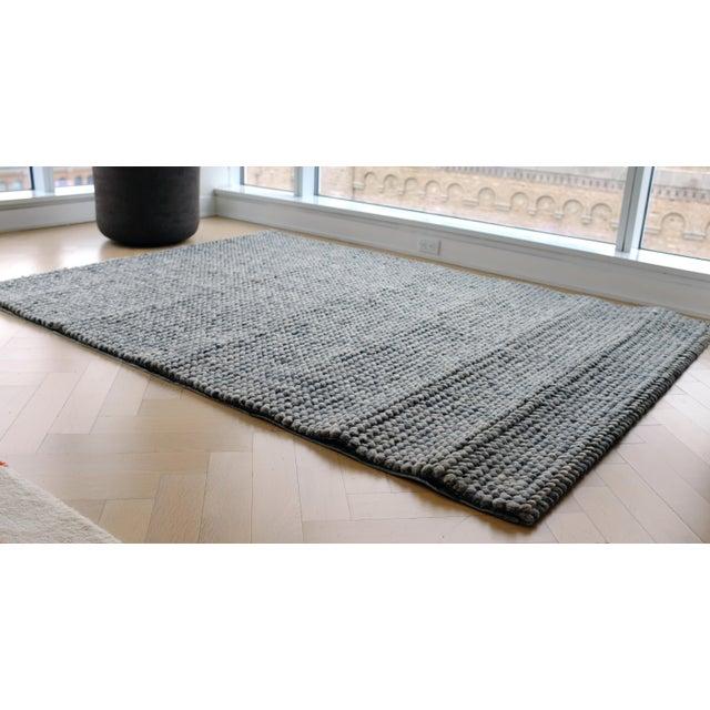 B.I.C. Carpet New Zealand Wool Rug- 5′ × 7′ - Image 4 of 6