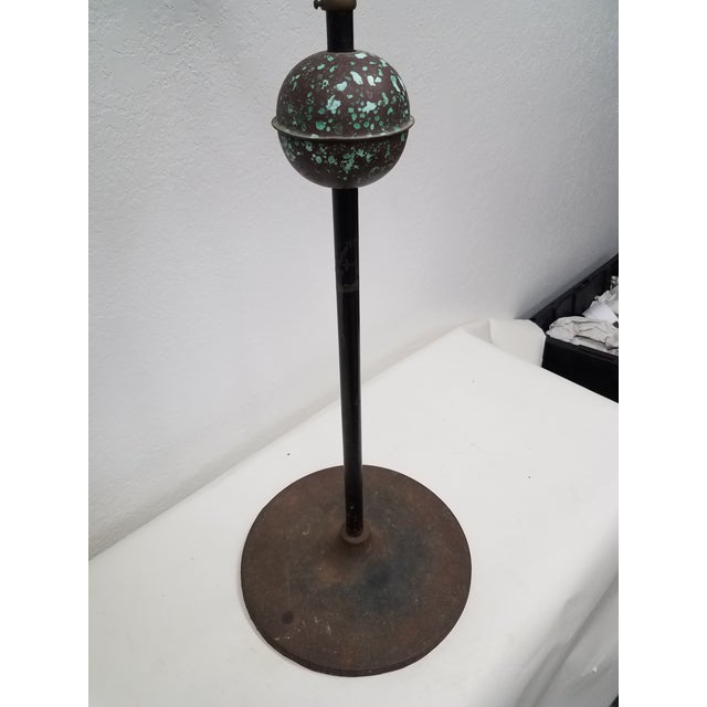 Antique Copper Boat Weathervane For Sale - Image 11 of 13