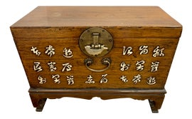 Image of Chinese Trunks and Blanket Chests