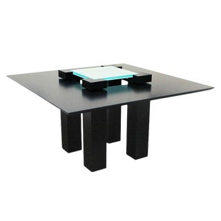 Modernistic Dining Table by Clemmer Heidsieck For Sale