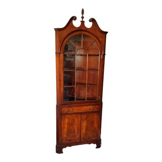 Beautiful Corner Cabinets For Sale
