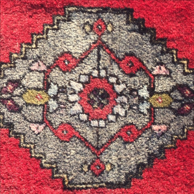 Anatolian Persian Rug - 1'6'' x 3'5'' - Image 7 of 9