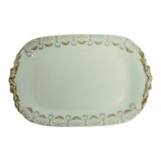 Vintage Jean Pouyat Limoges France Platter For Sale