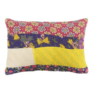 1960s Cottage Summer Dream Pillow For Sale