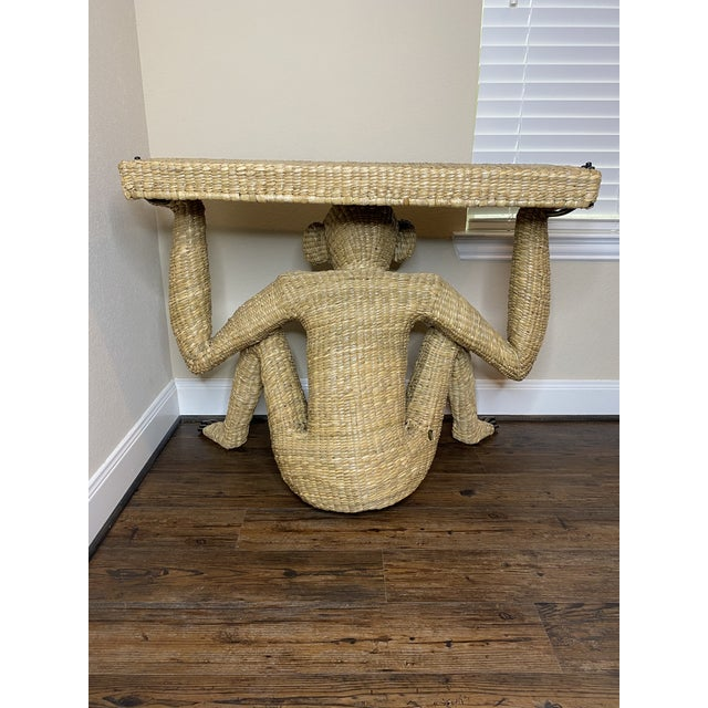Mario Lopez Torres Mario Torres Monkey Console Table For Sale - Image 4 of 8