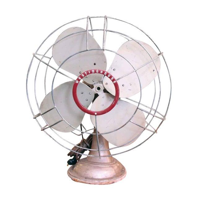 Vintage Westinghouse Fan For Sale