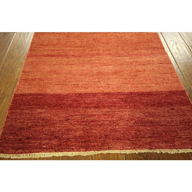 Modern Collection Gabbeh Runner - 2′9″ × 10′ For Sale - Image 5 of 9