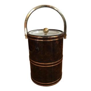Georges Briard Mid Century Tortoise Ice Bucket
