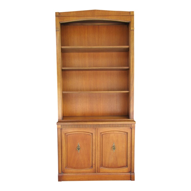 Classic Drexel Bookcase For Sale