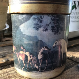 Vintage Comoy's of London Tobacco Jar Preview
