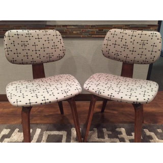 Vintage Mid-Century Thonet Chair Preview